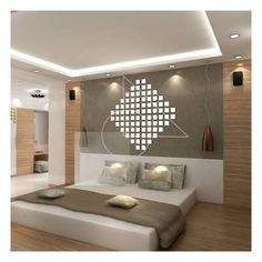 bedroom and guestroom design & bedroom and guestroom ideas online - TFOD Bedroom False Ceiling Design, Master Bedroom Interior, Bedroom Furniture Design, Modern Bedroom Design, Room Interior Design, Master Bedroom Design, Bedroom Sets, Home Decor Bedroom, Luxurious Bedrooms