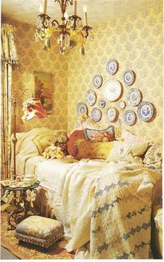Here are some awesome shabby chic bedroom decorating ideas on your inspiration. Take a look at these crafting ideas and you will probably find whether. Bedroom Decor, House And Home Magazine, Beautiful Bedrooms, Cottage Decor, Country Cottage Decor, Shabby Chic Bedroom, Country Bedroom, Chic Bedroom Design, French Country Bedrooms