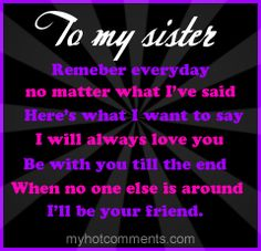 98 Best Love My Sisters Images Sisters Love My Sister Thoughts