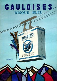 gauloises disque bleu - Google Search