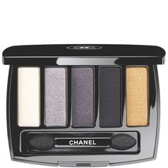 LES 5 OMBRES DE CHANEL EYESHADOW PALETTE (OISEAUX DE NUIT) - LES 5 OMBRES DE CHANEL - Chanel Makeup