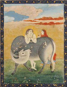 Hindu Cosmos : Shiva and Parvati