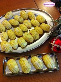 madeleines asperges