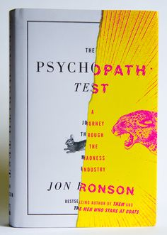 "the psychopath test---really good book by the same man who wrote ""Men who stare at goats."" All True"
