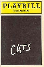 Cats - my least favorite show - not sure how it ran as long as it did