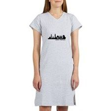 Shop Skyline Lisboa - Portugal Women's Nightshirt designed by Lots of different size and color combinations to choose from. Nightgowns For Women, Dress Up, Shirt Dress, Pajamas Women, White Women, Women Empowerment, Night Gown, Color Combinations, Modern