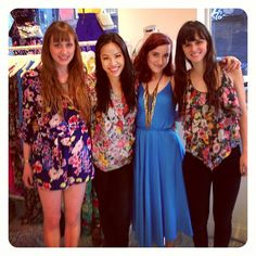 Are You Ready For Spring?! We Are!!! With My Yk Les Family Rockin' Spring '13 Collection! #ykmyway By Yumi Kim