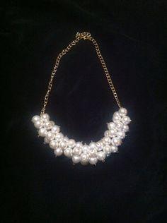 Collar/perlas