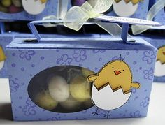 Cute Easter box