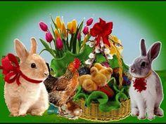 Wünsche ein sehr schönes Osterfest ! - YouTube