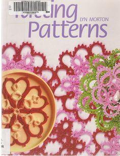 jewelry, multiple patterns, crochet // 英文梭 - 凝芸冰澜 liu - Picasa Web Albums