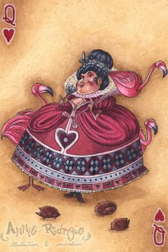 Alice In Wonderland | Annie Rodrigue | deviantART