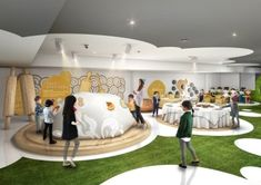 National folklore Museum Children's Experience Hall / Planning Exhibition Hall / 국립민속박물관 어린이체험관