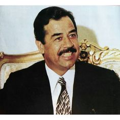 Saddam Hussein, Girly M, Two Rivers, Funny Arabic Quotes, Great Leaders, Baghdad, World Leaders, Muslim, Joker