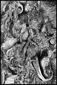 Torment by SearingLimb.deviantart.com on @DeviantArt