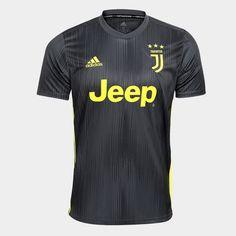 8c5d09503b Camisa Juventus III 2018 s n Adidas Masculina Torcedor
