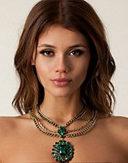 Connection Necklace - NLY Trend - Gold - Jewellery - Accessories - NELLY.COM