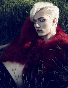Sølve Sundsbø for Love Magazine #14 Fall Winter 2015 7