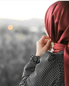 Beautiful Hijab Girl, Beautiful Muslim Women, Casual Hijab Outfit, Hijab Chic, Hijabi Girl, Girl Hijab, Hijab Style Tutorial, Hijab Fashionista, Islamic Girl