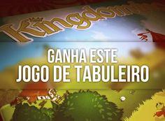 """Café Mais Geek:Estamos a oferecer o jogo """"Kingdomino"""" com a Morapiaf"""