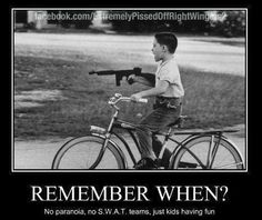 Man I remember how much fun we had when I was this age--we were out of the house right after breakfast and we didn't come home until Dad whistled to get home for dinner...
