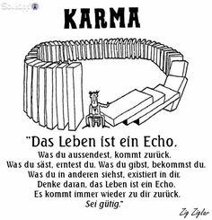 ...das Leben ist ein Echo.....❤❤❗