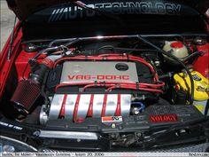 VR6 Engine - BenLevy. #SWEngines red round cap