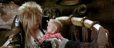 The baby from Labyrinth recreated the film's Magic Dance as his own special David Bowie tribute