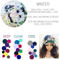 winter-palette from http://beingthebridesmaid.com/