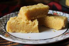YUMMY TUMMY: Ghee Mysorepak / Besan Barfi / Chickpea Flour Fudge