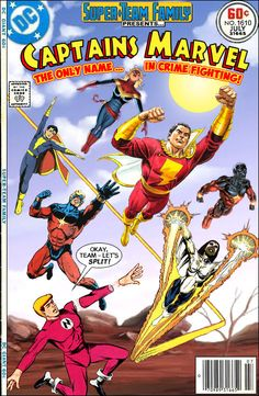I can understand why they finally made the change, but I still think it's too bad that the original Captain Marvel no longer goes by that ...