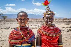 Shanga girls, Olturot, Marsabit, Northern Kenya www.missionsinferno.wordpress.com