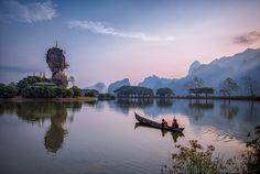 Burma: An Enchanted Spirit - David Heath