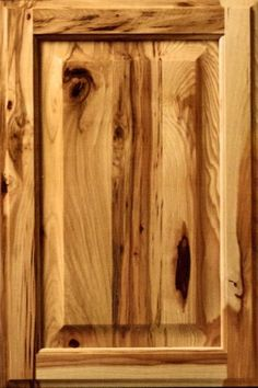 rustic hickory cabinets | Wholesale Prices on Cabinet Doors | Solid Wood Cabinet Doors | Cabinet ...