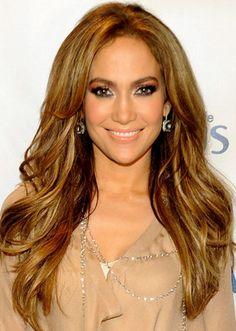 Jennifer Lopez - Makeup for Small Eyes