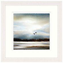Buy Keith Nash - Two Across Framed Print, 57 x 57cm £75