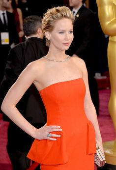 Jennifer Lawrence's Style