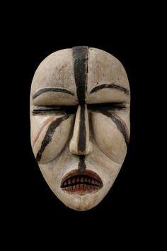 Woyo, Democratic Republic of Congo African Masks, African Art, Norman Osborn, Ritual Dance, Zoology, Anthropology, Congo, Archaeology, Belgium