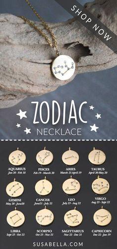 Zodiac Jewelry, Zodiac Necklace, Constellation Necklace, Astrology Necklace, Gemini Necklace in Gold Diamond Choker Necklace, Diamond Cross Necklaces, Pendant Necklace, Jewelry Necklaces, Wire Jewelry, Silver Jewelry, Zodiac Sign Necklace, Zodiac Jewelry, Sagittarius And Capricorn