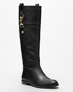 COACH Martta Riding Boot