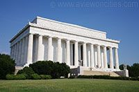Lincoln Memorial, Washington DC  (info for trips to Downtown)