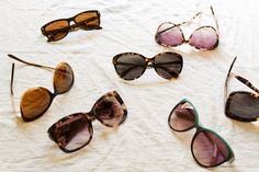 I love my sunglass collection.  These are all @IVI Vision and they are my fave.