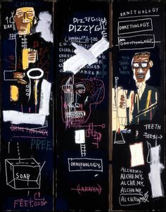 How the AGO's Jean-Michel Basquiat retrospective confirms the late artist's staying power - The Globe and Mail