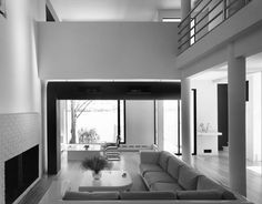 Maidman House – Richard Meier & Partners Architects