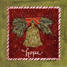 Holiday Hope Fine-Art Print by Annie Lapoint at FulcrumGallery.com