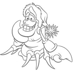 Christmas Disney Coloring Pages Picture 5