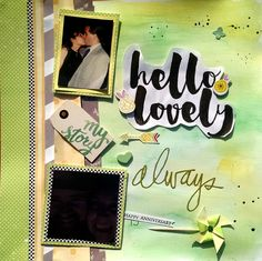 hello lovely   by ClaudiaFuentes at @studio_calico