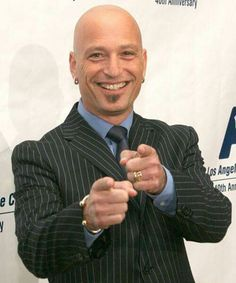 """Celebrities with ADHD/LD - """"Managing symptoms is a lifetime commitment. You have to be willing to experiment. If one thing doesn't work, another will. There are alternatives and there are answers."""" ~ Howie Mandel, Comedian, TV Host, and Author"""