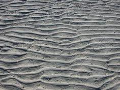 Sand Waves Free Stock Photo