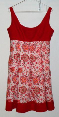 Easy dress for spring